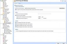 Сохраняйте архив на локальном носителе или арендуйте «облачный» сервис