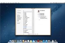 Mac OS X Mountain Lion. Facebook в Контактах