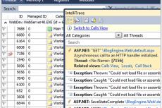 Microsoft Visual Studio Ultimate 2010. IntelliTrace решает проблему невоспроизводимости ошибок