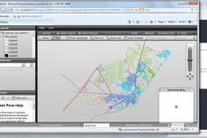 Публикация нескольких файлов DWG с сохранением визуального соответствия и целостности данных для просмотра по Интернету с помощью Autodesk Infrastructure Map Server.