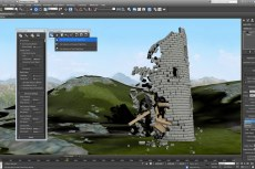 3ds Max 2014. MassFX