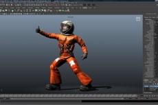 Autodesk Maya 2014. Maya nCloth