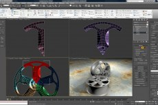 3ds Max 2014. Моделирование сеток и поверхностей