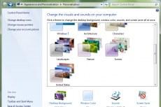 Windows 7. Свойства экрана