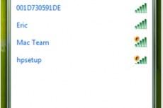 Windows 7. Подключение к WiFi