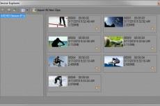 Vegas Movie Studio Platinum HD 10. Файл-менеджер