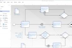 Visio профессиональный 2013. Общий доступ к схемам (статическим и связанным с данными) и их комментирование с помощью браузера