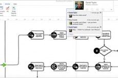 Visio профессиональный 2013. Простая настройка организационных диаграмм благодаря улучшениям в шаблонах и мастере