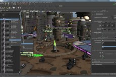 Autodesk Maya 2014. Инструменты сборки сцены для интеллектуальных данных