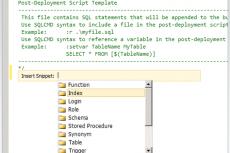 Microsoft Visual Studio Premium 2010. Упрощение разработки баз данных