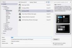 Visual Studio Professional 2012. Готовность к Windows 8