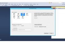 Visual Studio Ultimate 2013. MVC ASP.NET