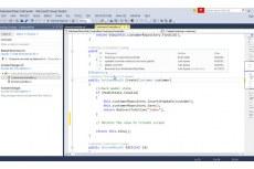 Visual Studio Ultimate 2013. Всплывающие подсказки