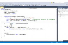 Visual Studio Professional 2013. Генерация классов