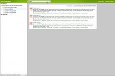 Используя встроенный поиск. вы можете искать нужную информацию даже внутри загруженного файла