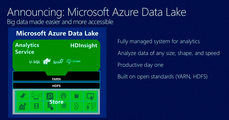 Microsoft Azure Data Lake
