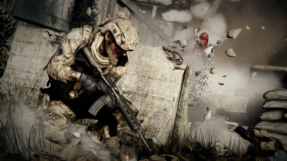 Frostbite Engine. Medal of Honor: Warfighter