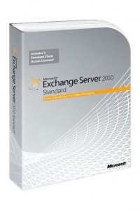 Microsoft Exchange Server Standard 2010