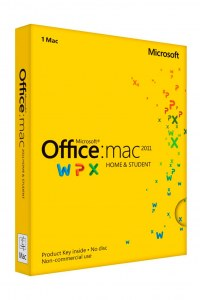 Office for Mac Home and Student 2011. Для дома и учебы