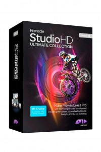 Avid Pinnacle Systems STUDIO Ultimate Collection V.15