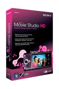 Sony Vegas Movie Studio HD 9