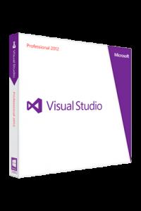 Visual Studio Professional 2012