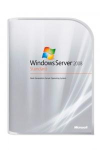 Microsoft Windows Server Standard Edition 2008 R2