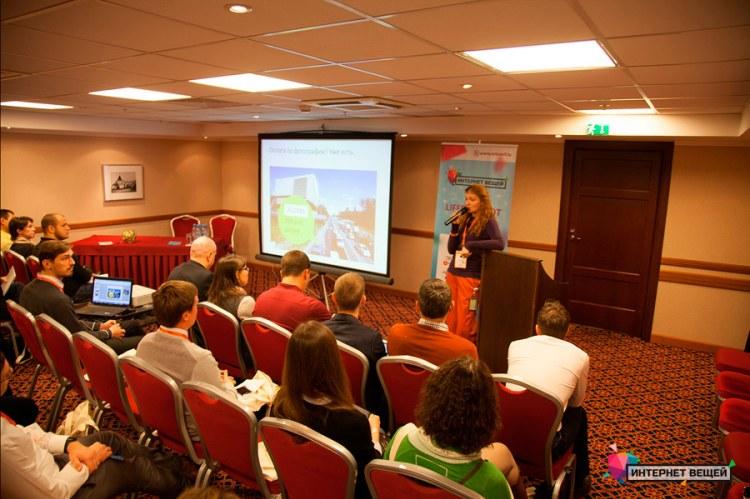 ІІ международная выставка и конференция «Интернет вещей»: подводим итоги