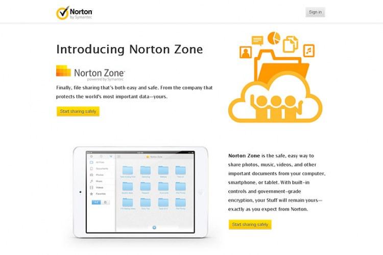 Norton Zone