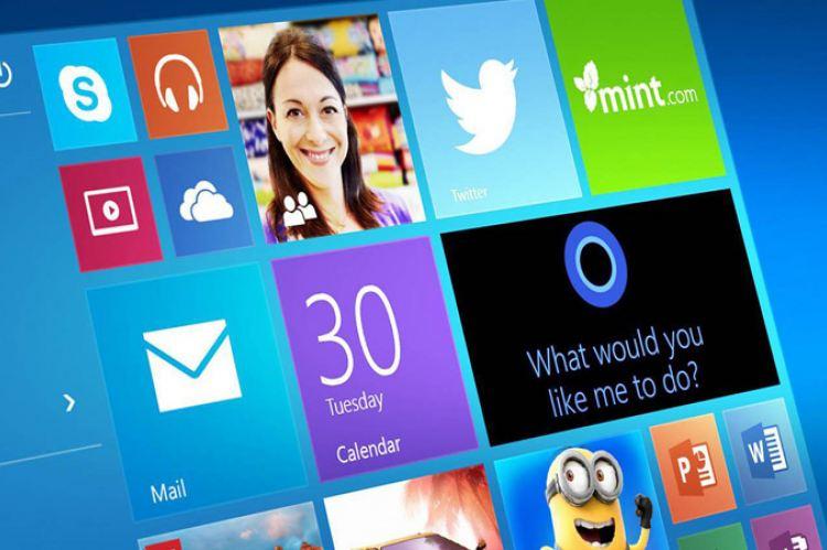 Windows 10 и Cortana