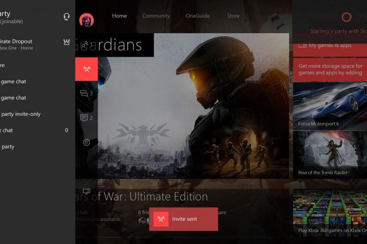 Windwos 10 на Xbox One