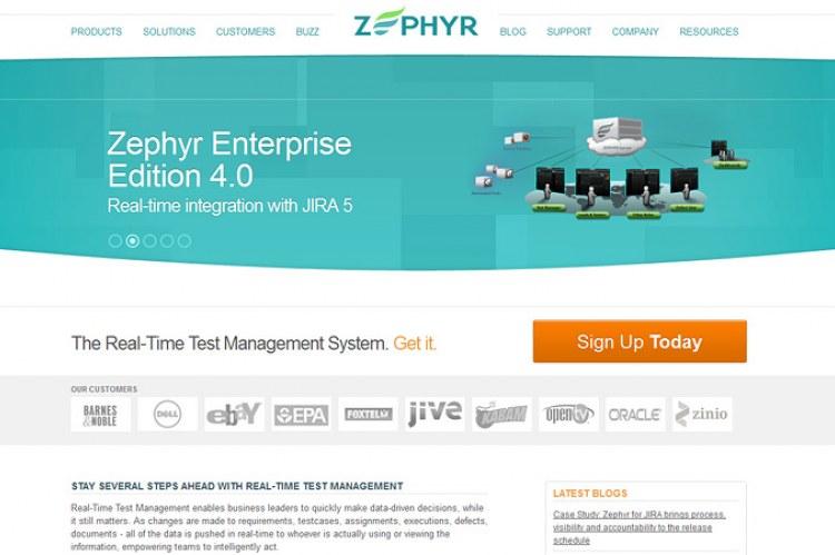 Облачный IaaS-сервис Zephyr