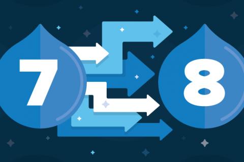 Как обновить Drupal 8 до последней версии