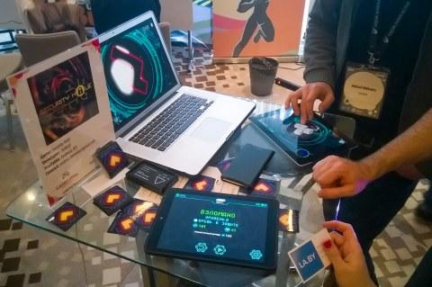 Инди разработчики на DevGAMM Minsk 2015