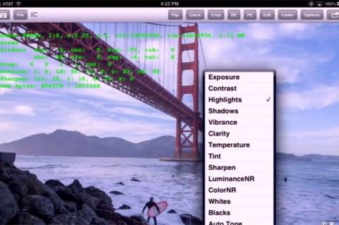 Lightroom для iPad
