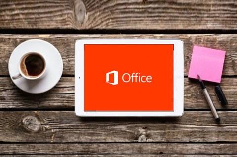 Microsoft Office 365 на iPad
