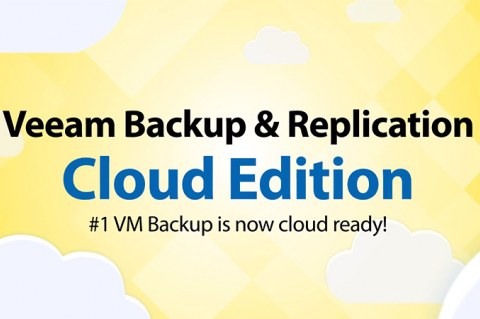 Veeam Backup Cloud Edition