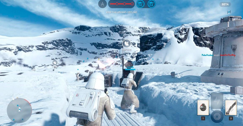 Фанаты Звездных Войн будет просто в восторге от пейзажей планеты Хот