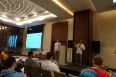 DrupalCamp в Минске. Приветствие организаторов