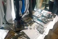 DevGamm 2016. Брендовая одежда