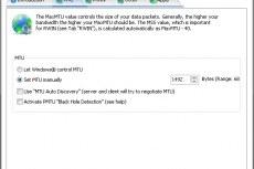 Ashampoo Internet Accelerator 2. Расширенные настройки
