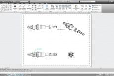 Возможность автоматического выпуска документации к моделям, подготовленным в AutoCAD®, Autodesk® Inventor® и других САПР, позволяет добиться значительной экономии времени