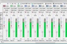 Sony ACID Pro 7. Скриншоты программы