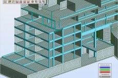 Эффективные методы формирования сетки упрощают работу проектировщиков строительных конструкций даже с самыми сложными моделями