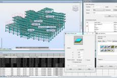 В продукте можно моделировать нагрузки различного типа и продолжительности действия: статические, динамические, ветровые, сейсмические и др