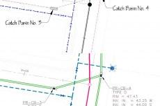 В AutoCAD Civil 3D имеется обширная библиотека стилей и стандартов оформления.