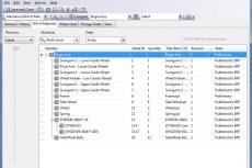 Autodesk Vault позволяет формировать точные спецификации на изделия