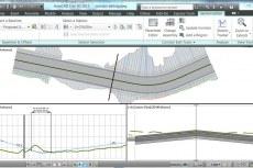 Технология 3D-моделирования, реализованная в AutoCAD Civil 3D, позволяет проектировать коридоры и управлять ими