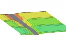 В AutoCAD Civil 3D поддерживается экспорт данных в GPS-навигаторы