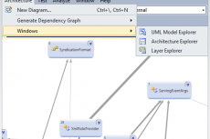 Microsoft Visual Studio Ultimate 2010. Обеспечение согласованности архитектуры